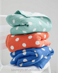 Jacquard Household Dot to Dot Face towel FT-030 wholesale