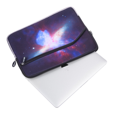 Custom colorful 13.3 15.6 inch neoprene laptop sleeve