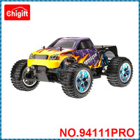 Radio Control Toy Style and Battery Power 4x4 rc cars 1/10 brushless rc truck