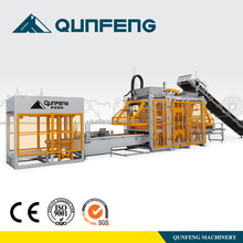 Block Making Machine QFT10-15/Paver Block Machine/Qufeng Machinery/Brick machine for sale
