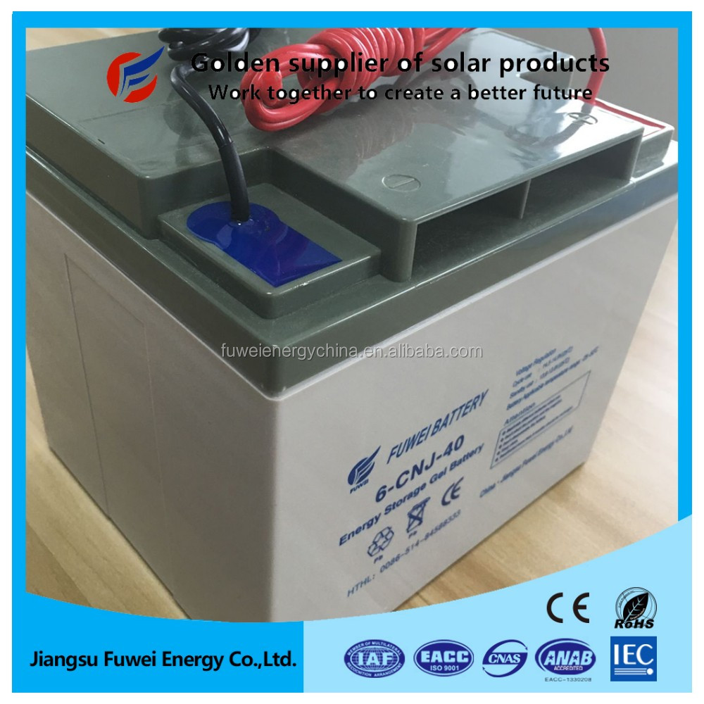 hot sale lead acid 12v solar battery used for solar or UPS system