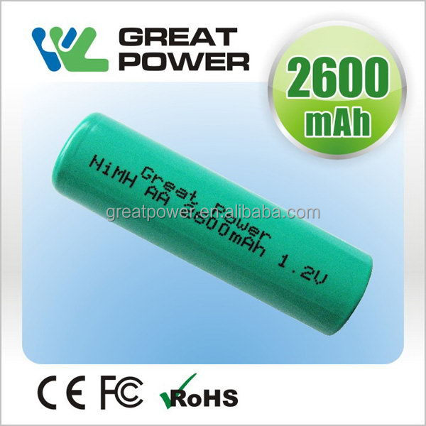 Low price latest rechargeable battery packs aa