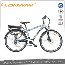 Customized 28 inch low price green city electric bike