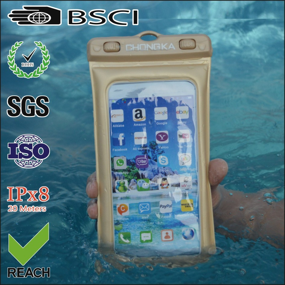 waterproof plastic case for samsung i9100 galaxy s2