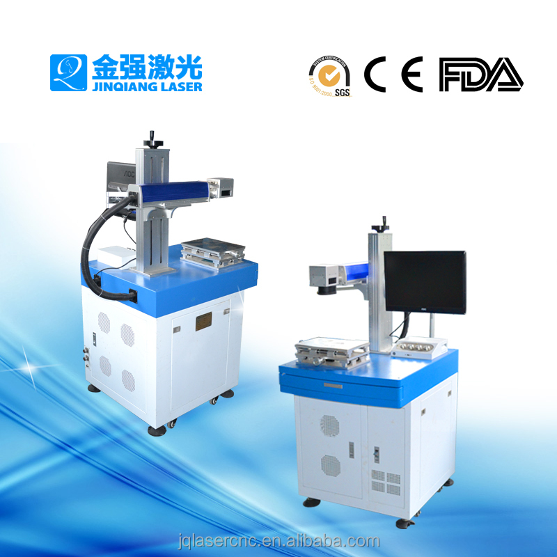 Cattle Ear Tag namecard Marking Machine/Laser Ear Tag Printing Machine