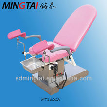 electric gynecological examination table/gynecological operating table/obstetric table