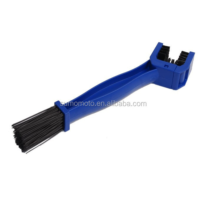 Motorcycle Bicycle Chains Cleaning Brush