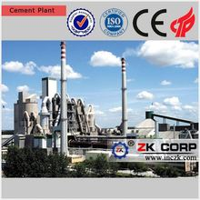 Small Portland Cement Plant Equipment for India Sales
