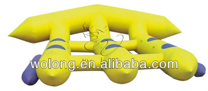 adult Lake Inflatables toys, inflatable water toys for water park,Inflatable Fly Fish