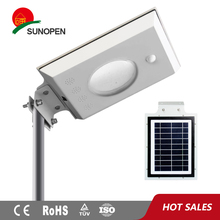 led light garden spot and pole light
