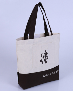 New design best sell canton fair cotton bag