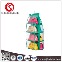 hanging bag organizer container