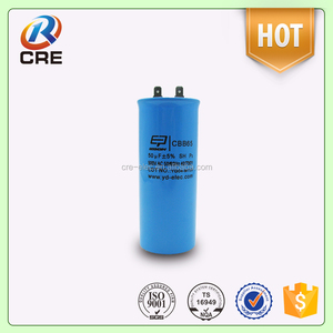 air condition 50uf CBB65 capacitor, high voltage capacitor CBB65