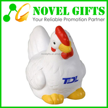 Promotion Gifts Hen Shape PU Stress Reliever Ball