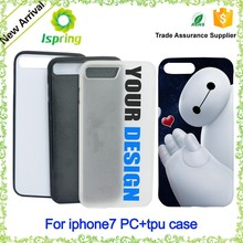Hot Cell phone cover for iPhone 6s, for iPhone 7 Hard + Soft Case TPU+PC, Back Cover for iPhone 6/6s 4.7""