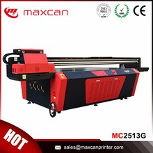 Manufacturer industrial flat bed printer uv machine 3d effect