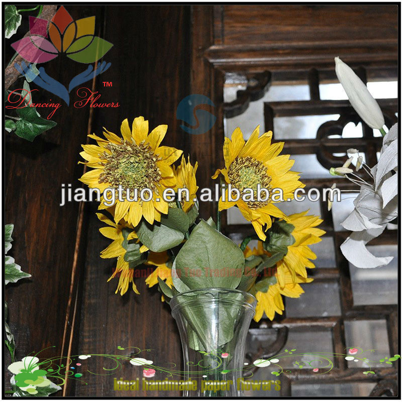 artificial outdoor flowers and plants with your own design