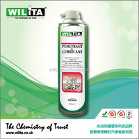 WILITA Anti Rust Spray Lubricant and Rust Penetrant