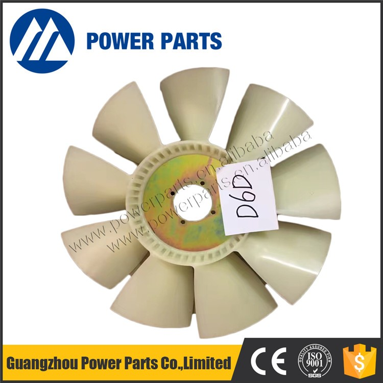 oem new volvo ec210b d6d engine fan blade for excavator parts rh alibaba com