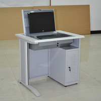 School Teacher Office Modern Furniture Metal Desk