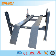 China four post car lift used 4 post car lift for sale