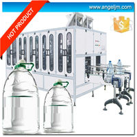 XGF32-32-8 PET Bottle Washing, Filling and Capping Machine