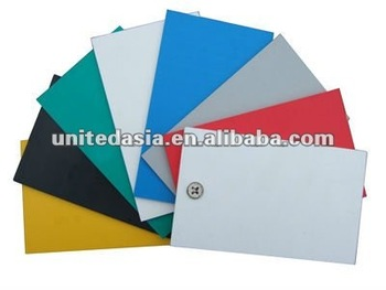 Colored PVC foam Sheet(1mm-30mm)