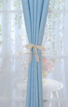 Hot sell home decor textile living room curtain