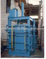 Four Sides Door Open Fabric waste recycling machine