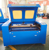 Honey comb up and down worktable 1210 laser paper cutting machine