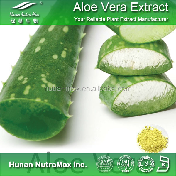 100% Natural Aloe Vera Gel Extract 100:1