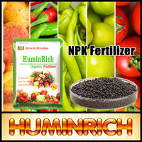 """HuminRich"" NPK Type And Compound Fertilizer Classification Humic Acid Water Soluble NPK Fertilizer"