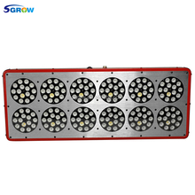 Apollo 12 full spectrum hydroponic led grow light ,best led plant light for tomatoes seeding grow and flower