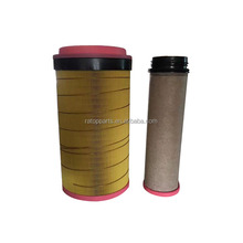 Competitive price excavator parts E320D air filter
