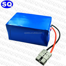 high quality fast charging 12V 24V 36V E-bike E-scooter LTO battery pack 18650