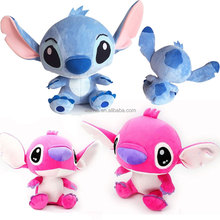 "wns-z0029 Stitch Plush Toy Lilo and Stich Soft Toy Stuffed Doll 12"" Figure Gift NEW"