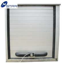 Truck metal roll up doors aluminum containers roll up doors