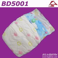 High Quality Free Samples Disposable Dream Baby Diaper Manufacturer from China