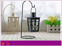 fashion wire candle holder lantern tealight candle lantern