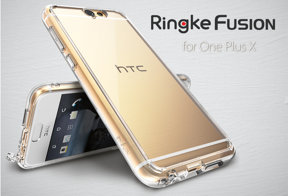 Ringke Fusion Mobile Phone Case For HTC One A9