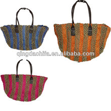HIFA New Fashion Design Woman Sea Grass Straw Bag