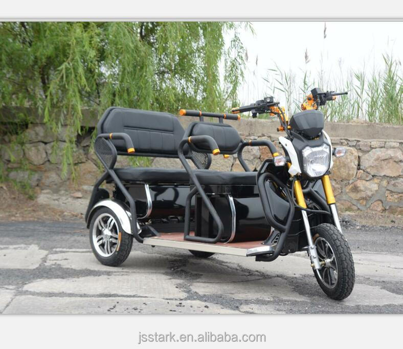 2017 year new e trike for adult