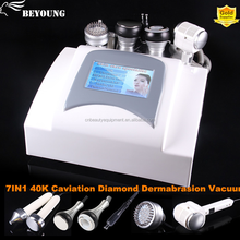 BS-25 7 in 1 Radio Frequency Fat Removal Cellulite Reduce Body Shaping Equipment