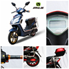 Chinese 2016 hot selling 16 inch tire electric hybrid moped/scooter with pedal for adults