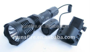 LED flashligh, Torch light, Hunting tactical LED light