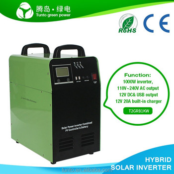 Hot sale Solar power system for home with panel inverter generator battery cell and off grid dc charger light