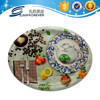 cheap plastic charger tray,party plastic plate,wholesale good tray