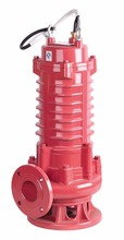 Electric single phase centrifugal mini sewage drainage submersible water pump for dirty water