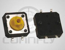 Boa qualidade 12x12 tipo smd tact switch