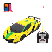 children gift cool model toy 1:24 scale 4ch realistic speed king rc car for racing game
